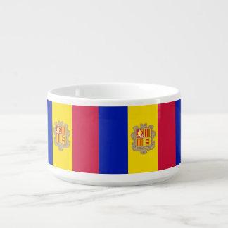 Tazón Bandera de Andorra