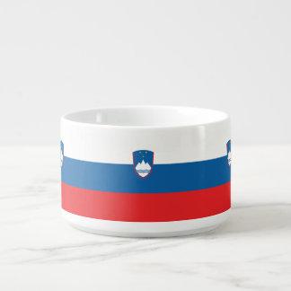 Tazón Bandera de Eslovenia