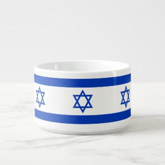 Tazón Bandera de Israel