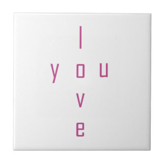 Te amo azulejo
