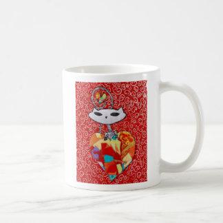 Te amo (después de café) taza