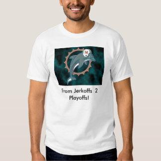 Te de la mafia de Sparano de los delfínes Camisas