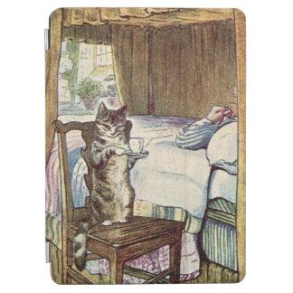 Té de la porción del gato - Beatrix Potter Cover De iPad Air