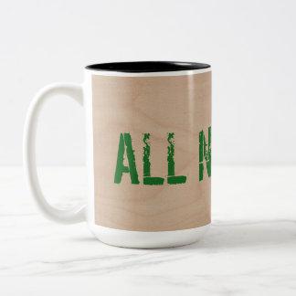 té del café de la taza todo el diseño ambiental
