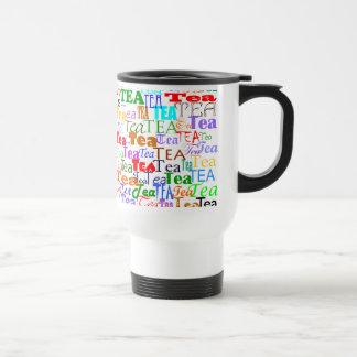 ¡Té del té del té Taza