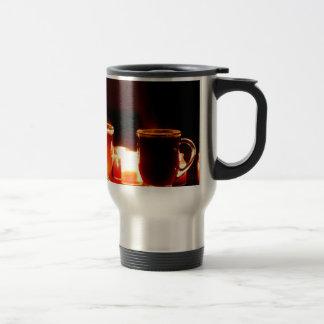 Té o café taza de viaje
