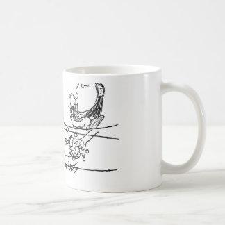 Té para usted taza