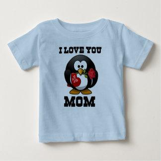 te quiero niños de la camiseta de la mamá