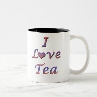 té taza de café