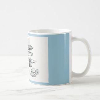¿Té?? Taza Básica Blanca