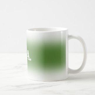 Té. Taza de café