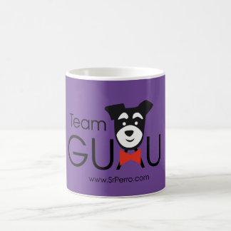 Team Guau Taza Clásica