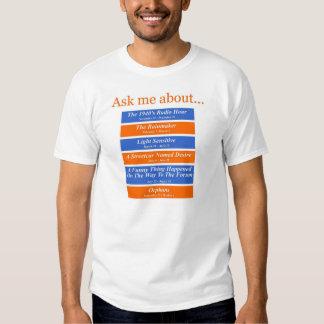 Teatro de repertorio costero para el festival de camisetas