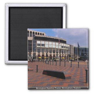 Teatro de repertorio de Birmingham, Birmingham, In Imán Cuadrado