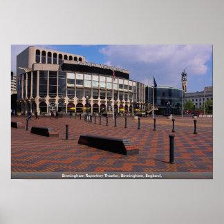 Teatro de repertorio de Birmingham, Birmingham, In Posters