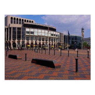 Teatro de repertorio de Birmingham, Birmingham, Postal