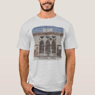 Teatro Italia - Venecia Camiseta
