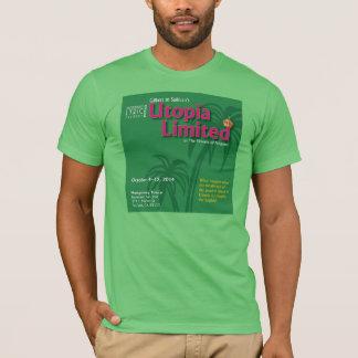 Teatro lírico -- Utopía, 2014 Camiseta