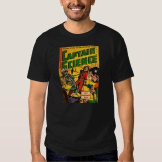 Tebeos del vintage: Capitán Science Camisas