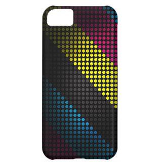 Techno color industrial enciende el caso del iPho