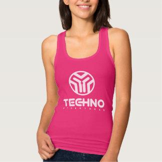 Techno Streetwear - logotipo - camisetas sin