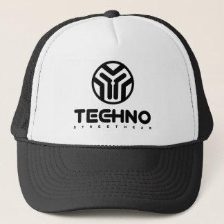 Techno Streetwear - logotipo - gorra