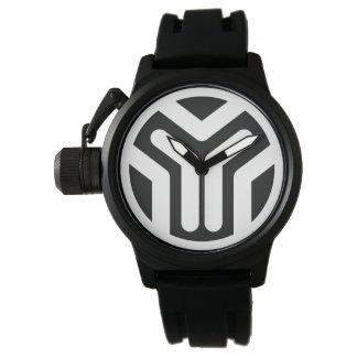 Techno Streetwear - logotipo - reloj