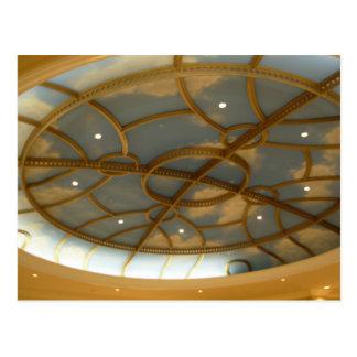 Techo del hotel de Las Vegas Postal