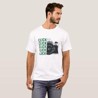 Tecleo del tecleo del tecleo del tecleo del tecleo camiseta