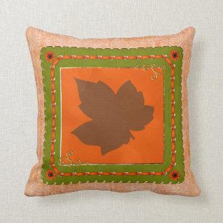 Técnicas mixtas de la caída 1 decoración almohada