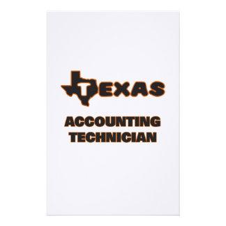 Técnico de la contabilidad de Tejas Papeleria De Diseño