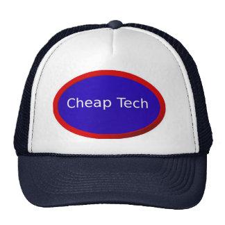 Tecnología barata Ballcap Gorras