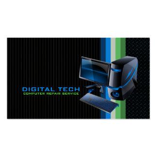 Tecnología de Digitaces. Tarjetas de la empresa in Tarjetas De Visita