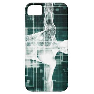Tecnología de la atención sanitaria y exploración funda para iPhone SE/5/5s