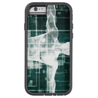 Tecnología de la atención sanitaria y exploración funda tough xtreme iPhone 6