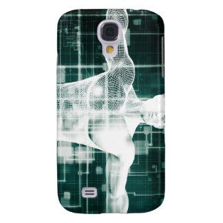 Tecnología de la atención sanitaria y exploración samsung galaxy s4 cover