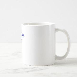 Tecnología de la radiología taza de café