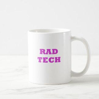 Tecnología del Rad Taza De Café