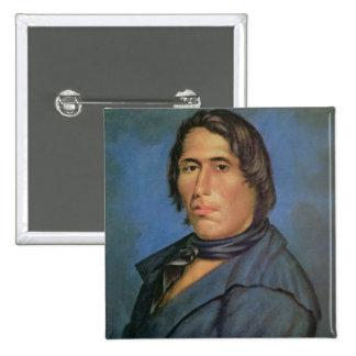 TECUMSEH (1768-1813) (aceite en lona) Pins