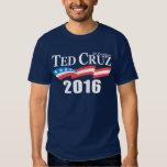 Ted Cruz 2016 Camisetas
