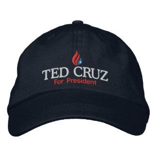 Ted Cruz para el casquillo del gorra de béisbol de