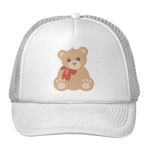 """""""Teddy Bear"""" for Boys Gorras"""
