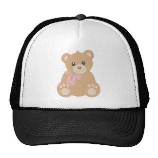 Teddy Bear for Girls Gorro