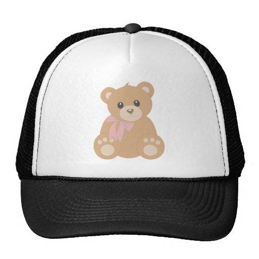 """""""Teddy Bear"""" for Girls Gorro"""