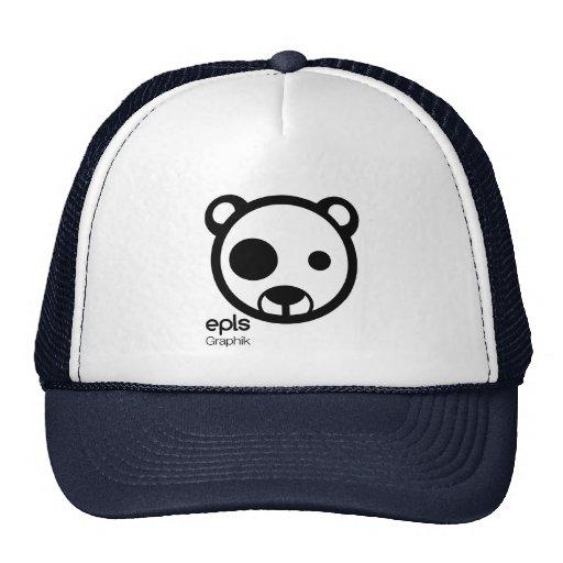 Teddy bear hat gorro