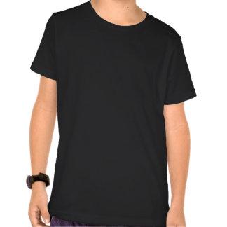 Teenager black t-shirt with small yellow noun logo