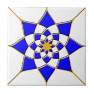 Teja marroquí de la estrella