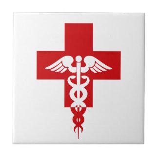Teja profesional médica, personalizable