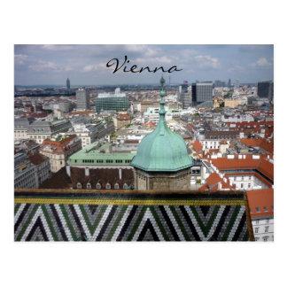 tejado Viena de los stephens del st Postal