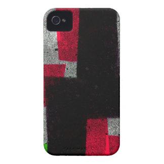 Tejas abstractas carcasa para iPhone 4